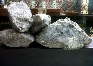 Serpentine Jenis Batu untuk Aquascape
