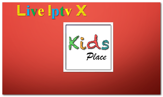 Kids Place TV shows addon