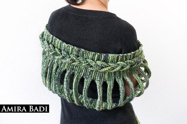 Amira Badi - вязаные вещи