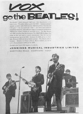 The_Vox_Story_A_Complete_History_of_the_Legend_David_Petersen_Dick_Denney_amplifier_ac30_psychedelic_rocknroll_beatles_ad_1965