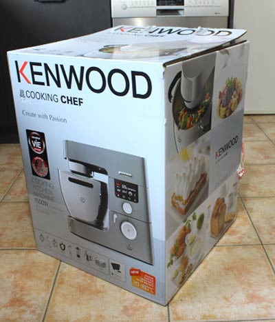 Pack Kenwood Cooking chef Gourmet KCC9063S | Boulanger