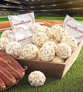 The Popcorn Factory Summer Baseball Snack Giveaway