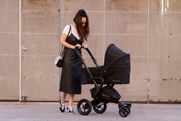 Cochecito de bebe de bloggers de moda