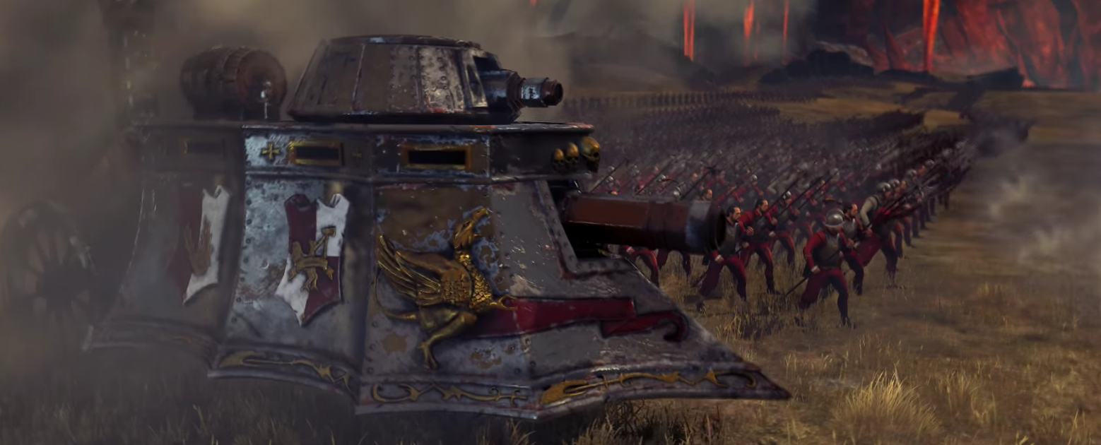 Total War Warhammer presenta su Old World Edition en un tráiler y ya disponible Bretonia