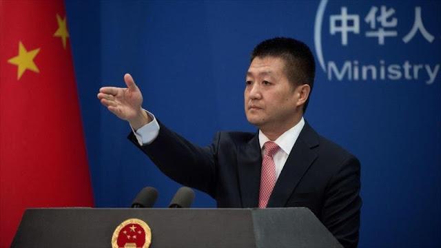 China exige a EEUU pruebas de acusaciones de espionaje económico