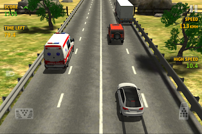 Game Traffic Racer Apk