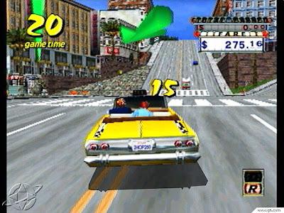 Crazy Taxi (PS2) 2001