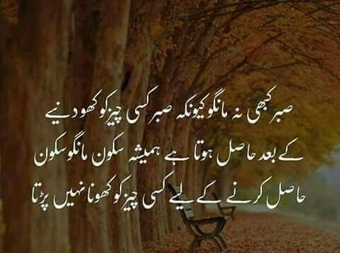 Inspirational Quotes in Urdu With Islamic Images | Best ...