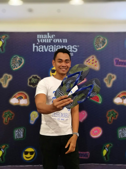 Make Your Own Havaianas 2018 Cebu