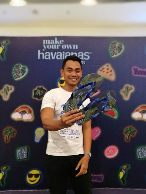 Make Your Own Havaianas 2018 Cebu