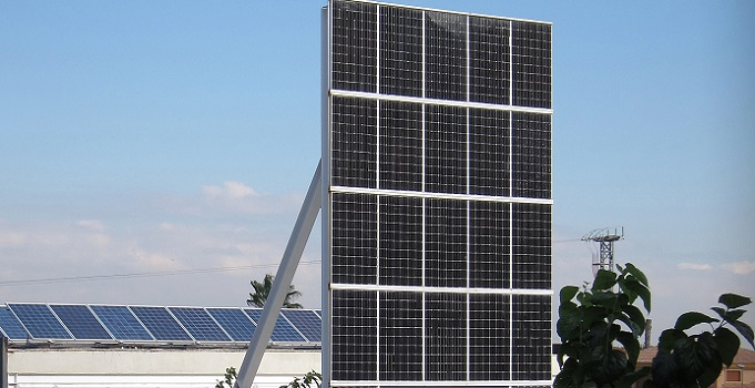 Project Gridless Vertical Solar Power Vs Trees