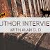 """""""Este mundo necesita más fantasía oscura"""". Entrevistado en / Interview in Advocate of Books!"""