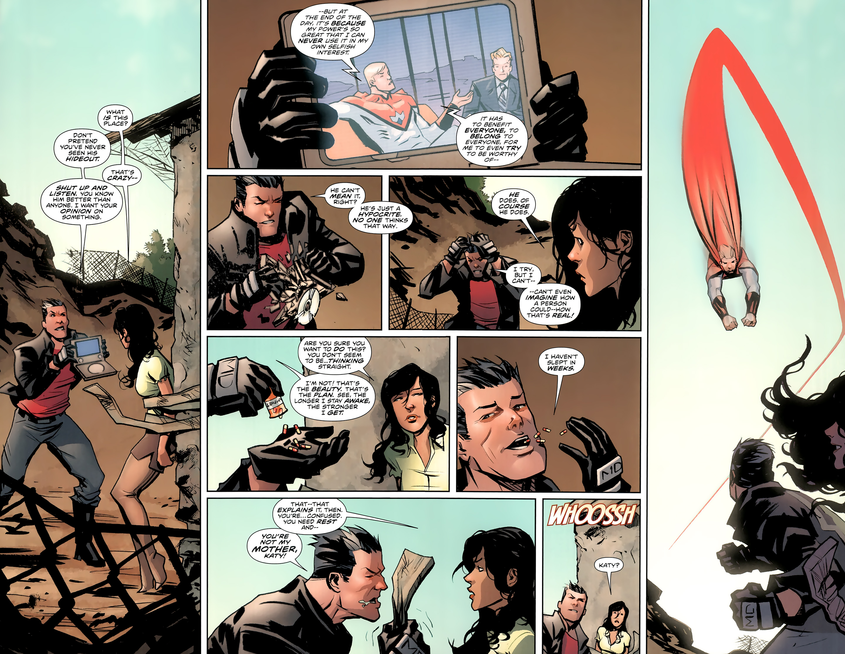 Read online Incorruptible comic -  Issue #26 - 16