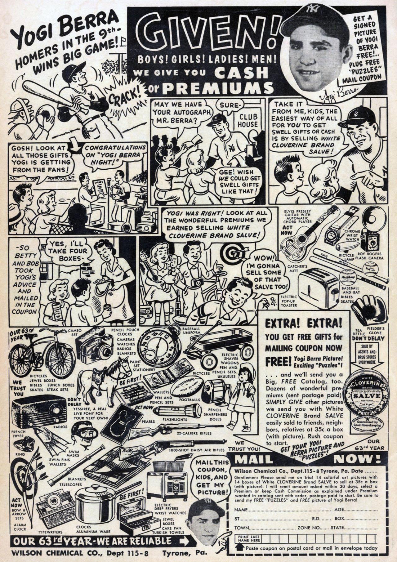 Read online Detective Comics (1937) comic -  Issue #247 - 2