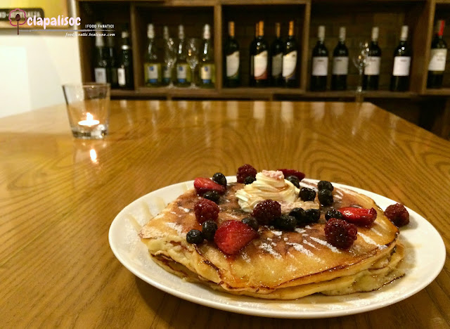Mixed Berry Pancake from Single Origin Rockwell