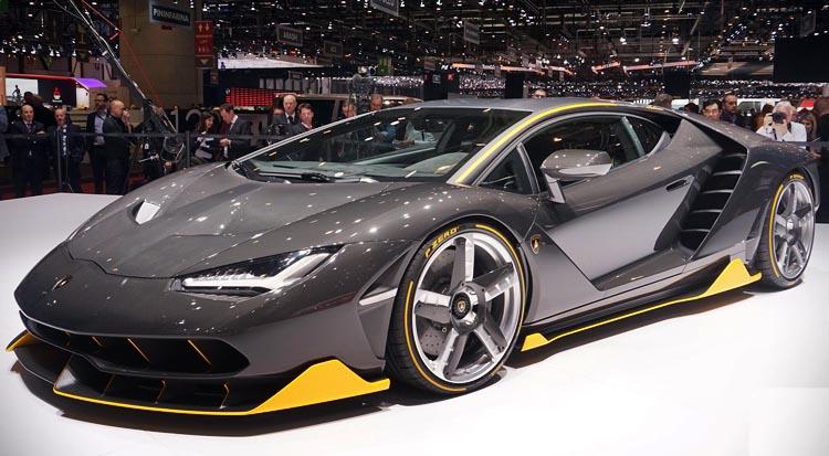 Muscle Car Collection 2016 Super Car Lamborghini Centenario Lp 770 4