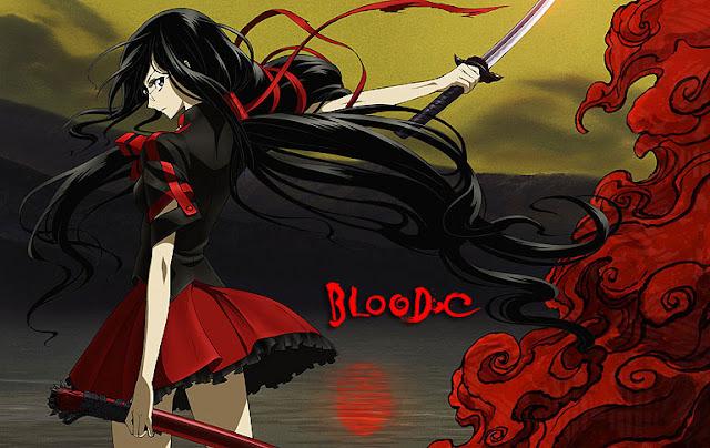 Blood C Sub Indo