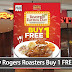 Kenny Rogers Roasters Buy 1 FREE 1促销