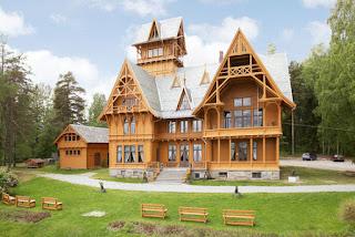 Villa Fridheim, Norway