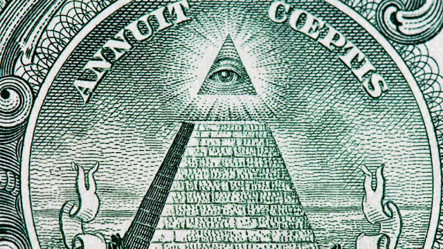 Símbolos Illuminati da Nova Ordem Mundial