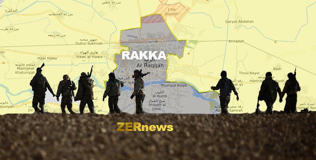 Rakka Operasyonu 14 gun durum detaylar Reqqa Rojava