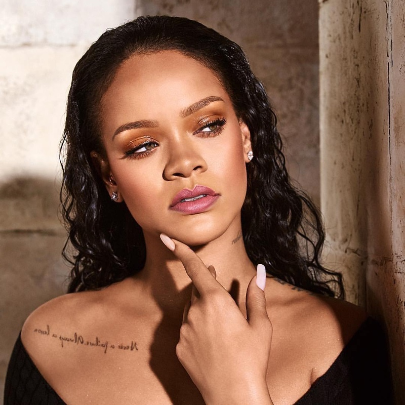 Rihanna for Fenty Beauty New Mattemoiselle Lipsticks