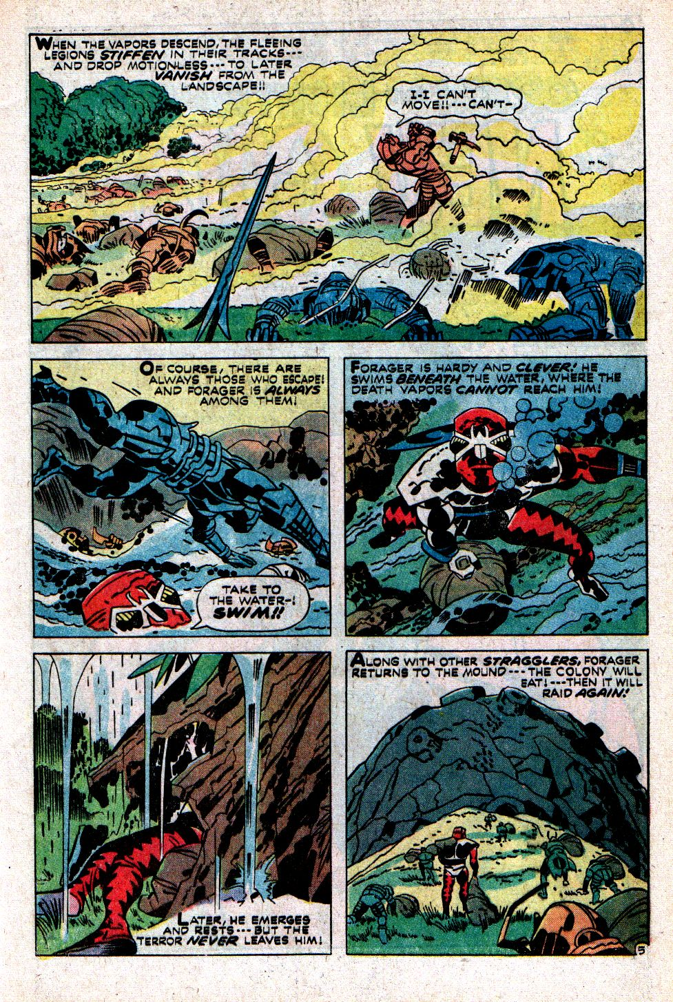 The New Gods (1971) issue 9 - Page 6