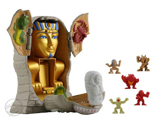 Mundo Monstruos World Monsters Mummy Playset 01