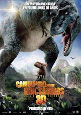 pelicula Caminando entre Dinosaurios 3D (2013)
