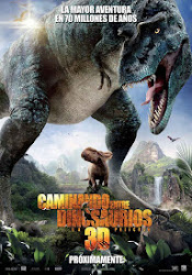 Caminando entre Dinosaurios 3D (2013) español Online latino Gratis