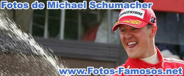 Fotos de Michael Schumacher