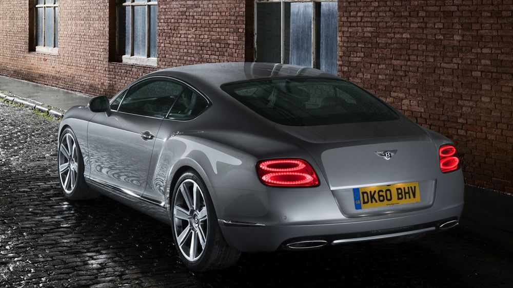 Cars Modified: 2011 Bentley Continental GT