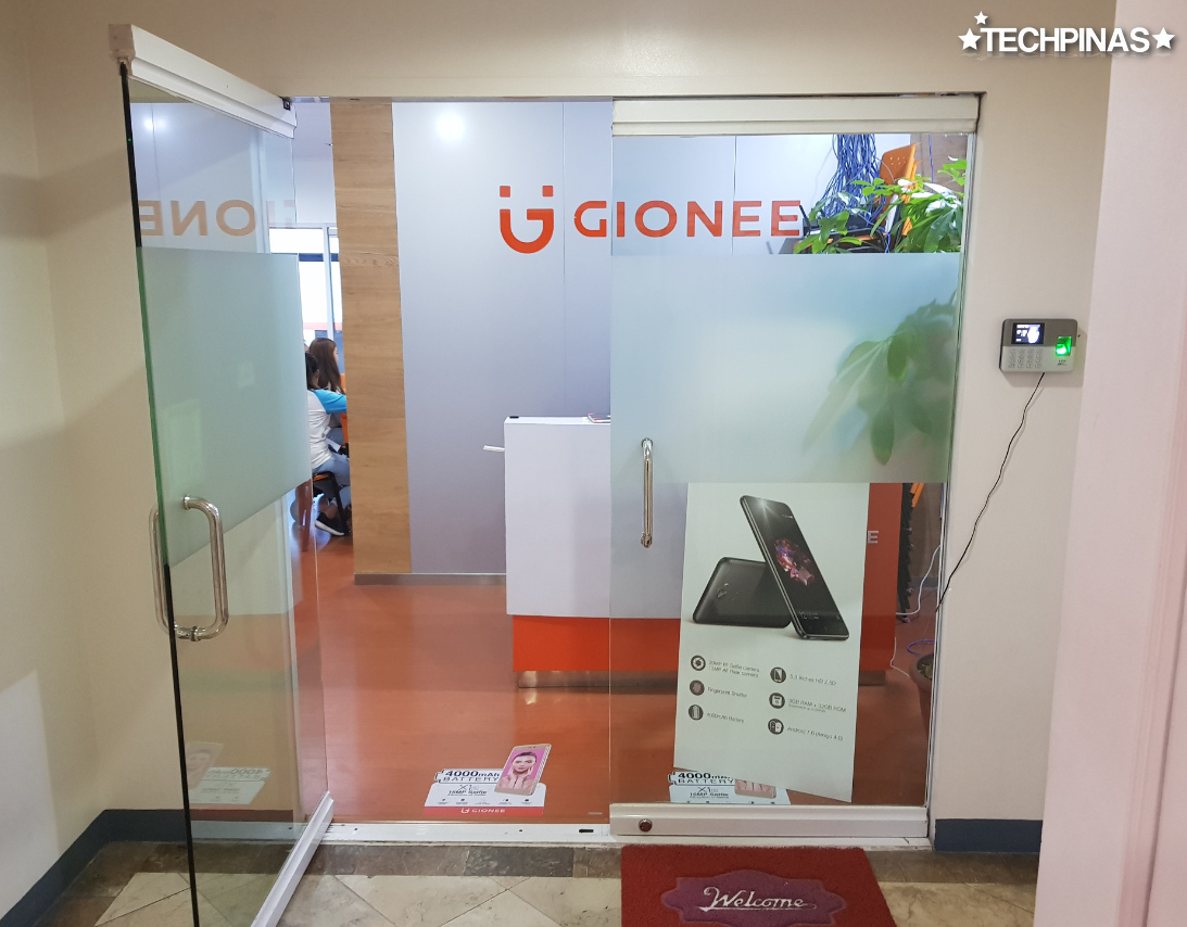 Gionee Philippines Headquarters in Photos: Gionee Returns to