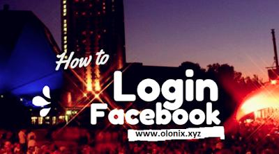 How To Facebook Login | Create A New Facebook Account - Login Fb