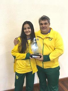 Enxadrista Registrense é Ouro no XXIV Jogos Sul-Americanos Escolares de 2018