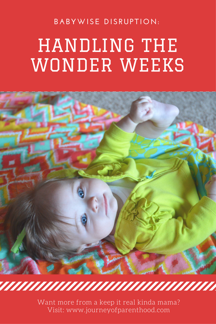 Babywise Disruption: Handling The Wonder Weeks