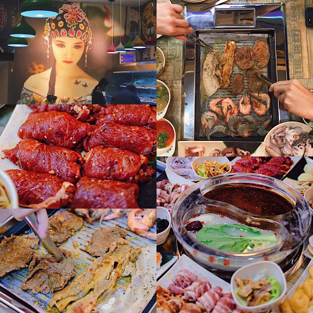 Hao Lai Wu Steamboat and BBQ
