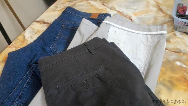 alteration seluar