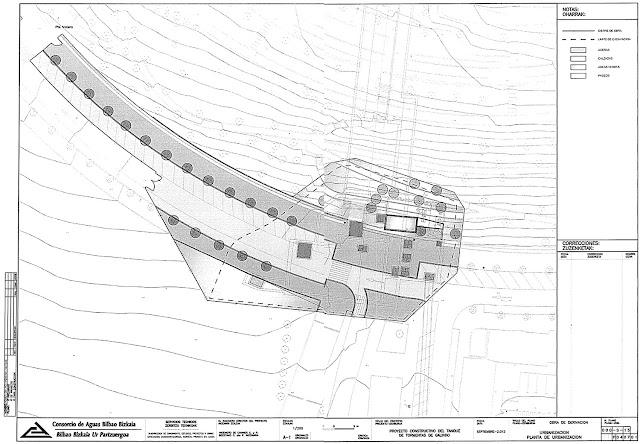 Proyecto de urbanización del tanque de tormentas de Barakaldo