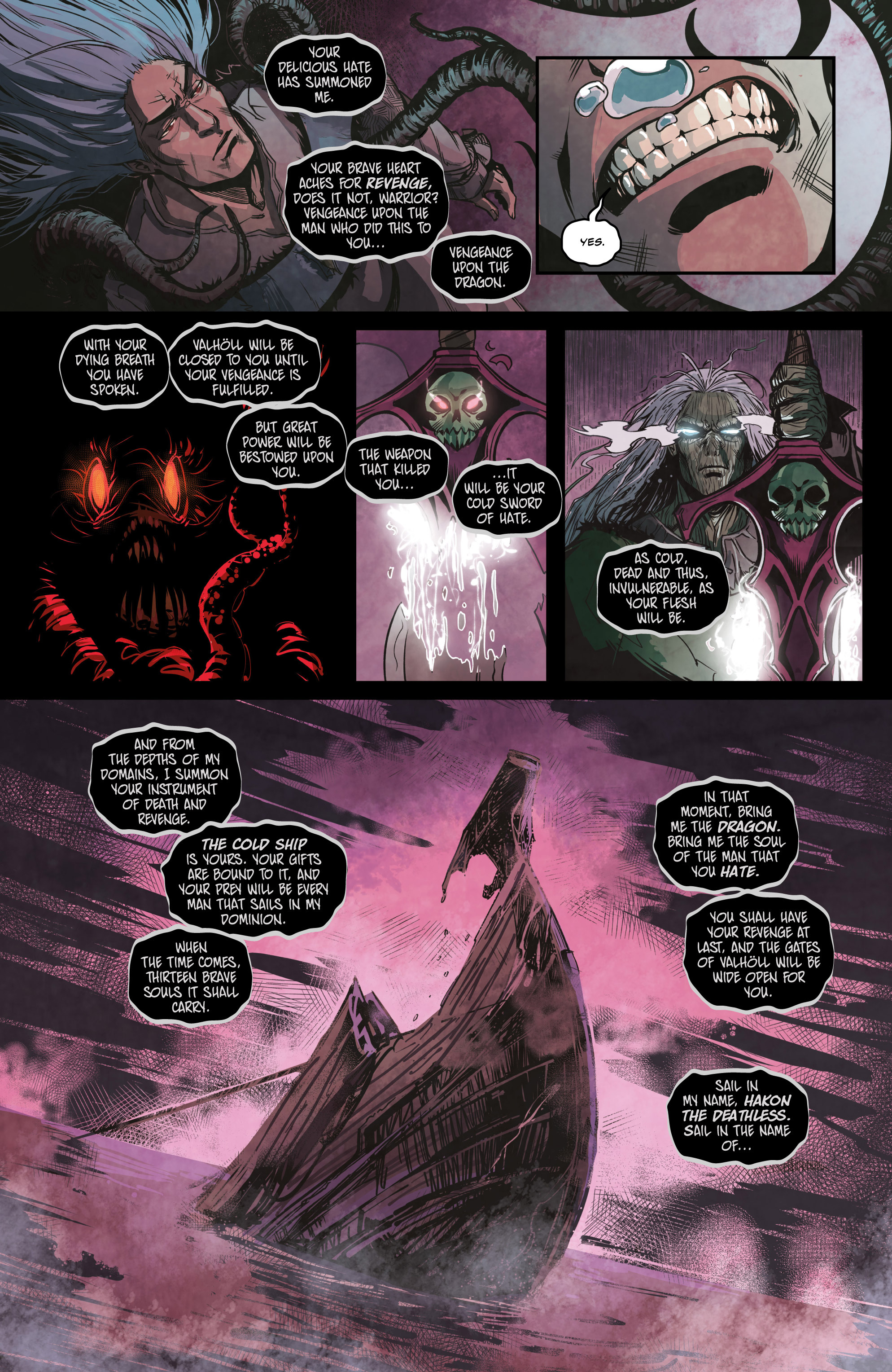 Read online Rogues! (2014) comic -  Issue #4 - 22