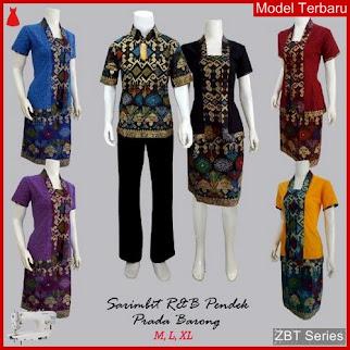 ZBT07409 Kebaya Batik Couple Butpen Marlyn Modern BMGShop