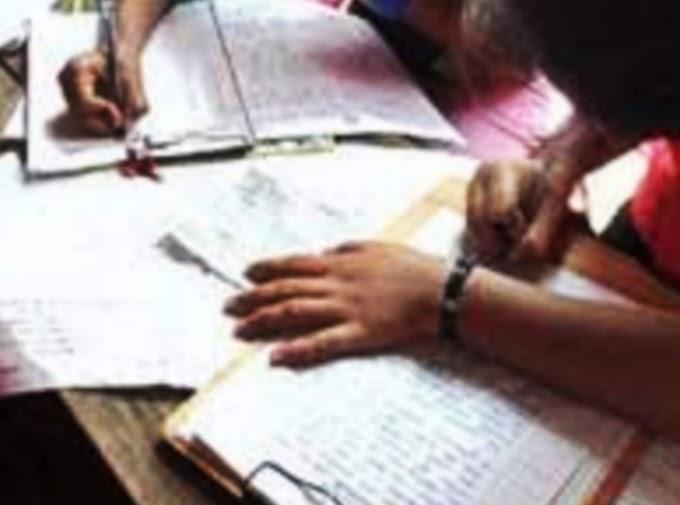 आरक्षक भर्ती परीक्षा घोटाले में दो मुन्नाभाइयों को पांच साल कैद व 14 हजार जुर्माना