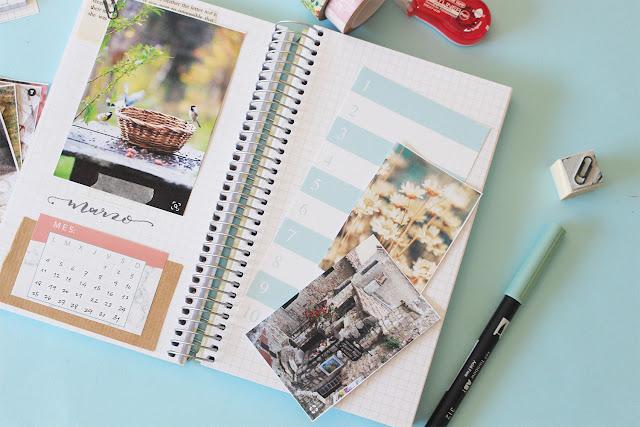 Descargable: lista de tareas y objetivos para tu bullet journal