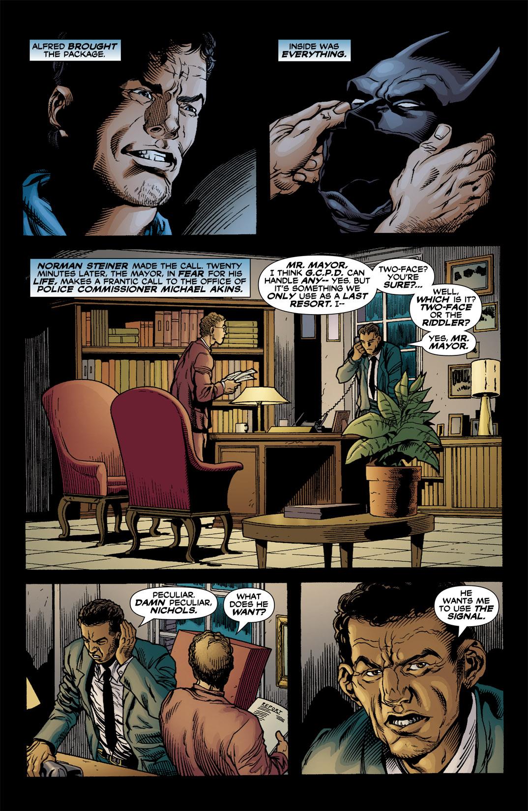 Detective Comics (1937) 812 Page 20