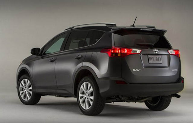 2018 Toyota Rav4 Changes