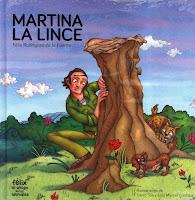 4 cuentos recomendados sobre ecología (de 7 a 9 años)_Martina la Lince