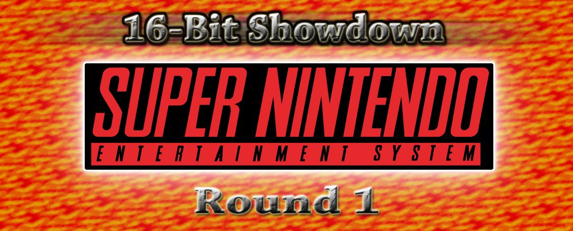 Episode 63: 16-Bit Showdown - Round 1: SNES — Super Marcato