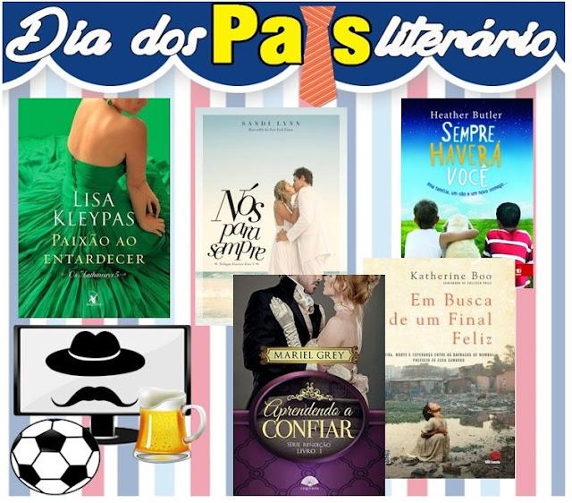 kit4 Promoção | Dia dos pais literário