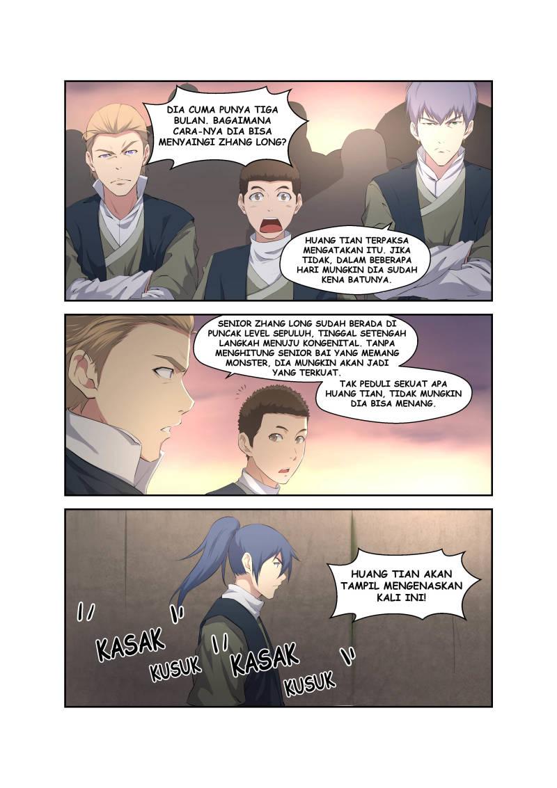 Heaven Defying Sword Bahasa Indonesia Chapter 17