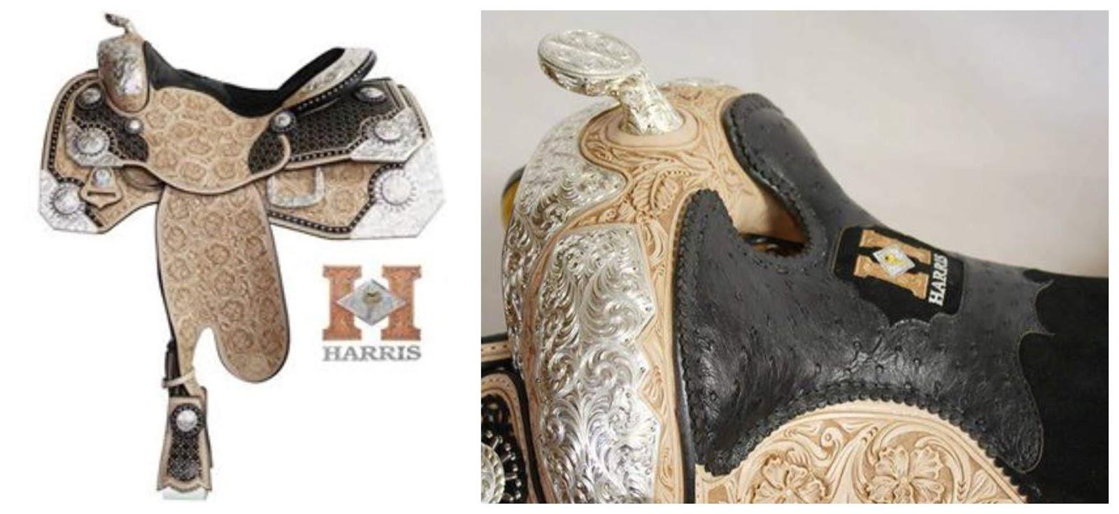 Braymere Custom Saddlery: Diary of a Western Pleasure saddle
